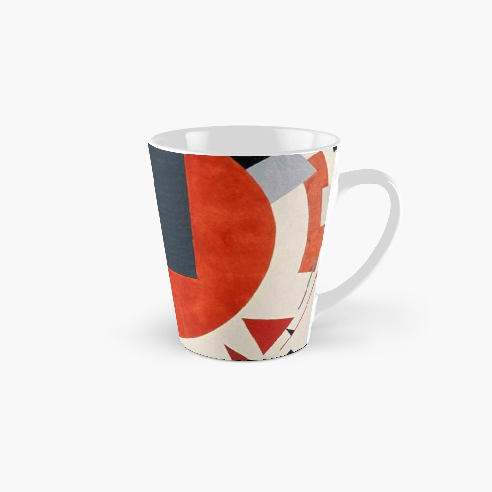 Lissitzky's Proun, mug,tall,x1000,right-pad,1000x1000,f8f8f8