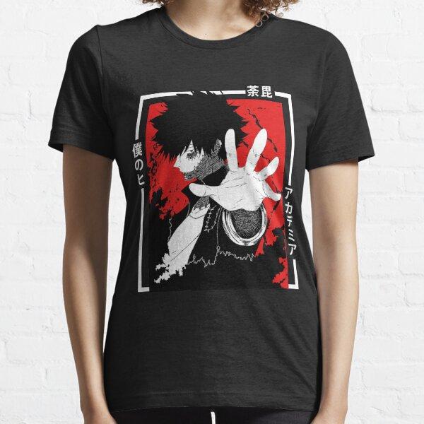 My Hero Academia League Of Villains Shigaraki Dabi Twice Stain Nomu Graphic Tank Top Men/'s T-Shirt