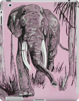 Pink Elephant by taiche