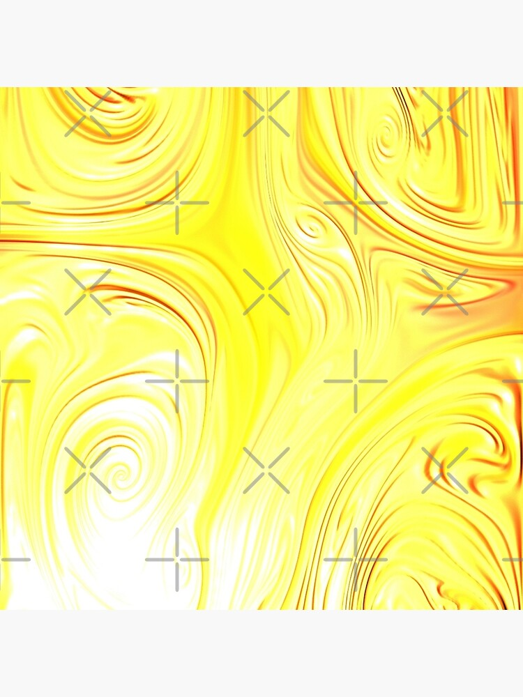 Fall patterns. Abstract watercolor new collection. Yellow love by CWartDesign