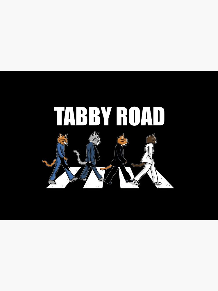 Tabby Road | Cool Cats  by Kittyworks