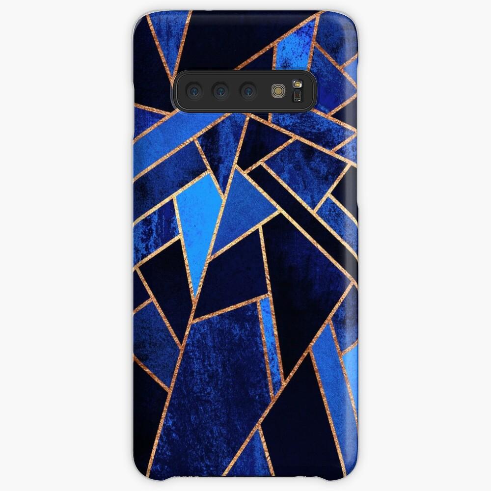 Blue Night Case & Skin for Samsung Galaxy