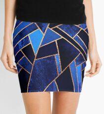 Blue Night Mini Skirt