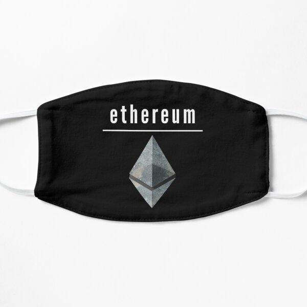 Ethereum (eth) Flat Mask