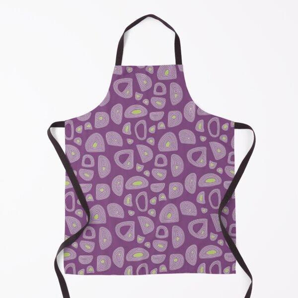 Purple Shallots Apron