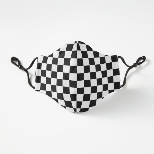Ska Mask Fitted 3-Layer