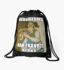 Gersberms Drawstring Bag