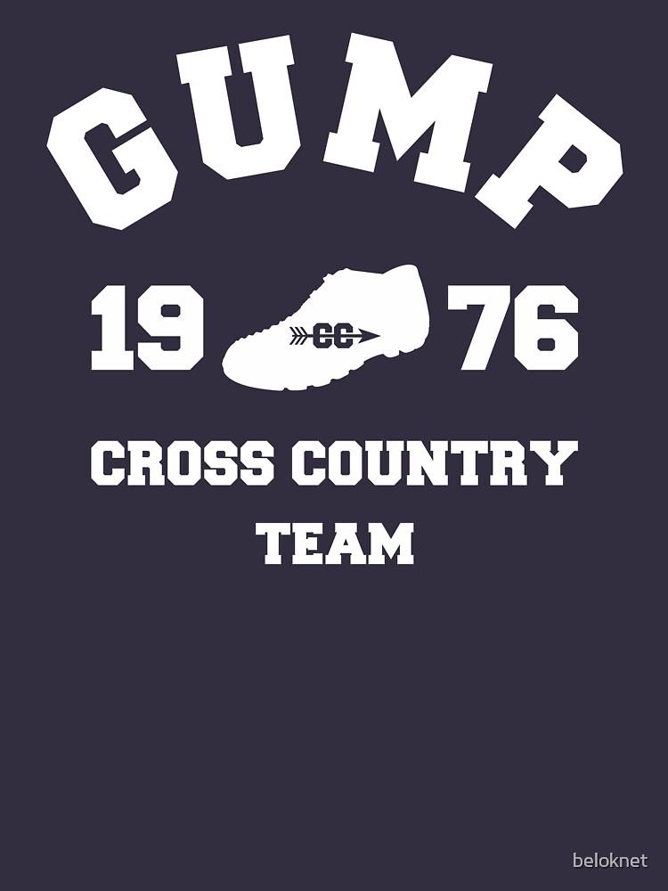Forrest Gump - Cross Country Team by beloknet
