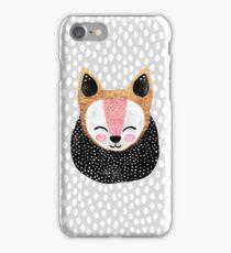 Little Arctic Fox iPhone Case/Skin