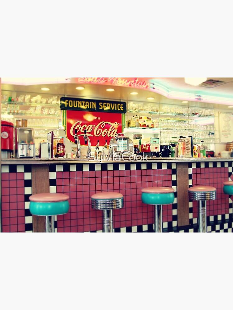 retro diner by SylviaCook