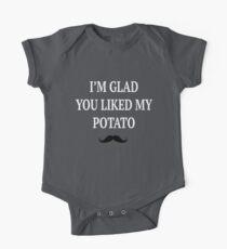 John Watson - Potato Kids Clothes