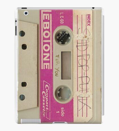 Sad Pop Punk Cassette iPad Case/Skin