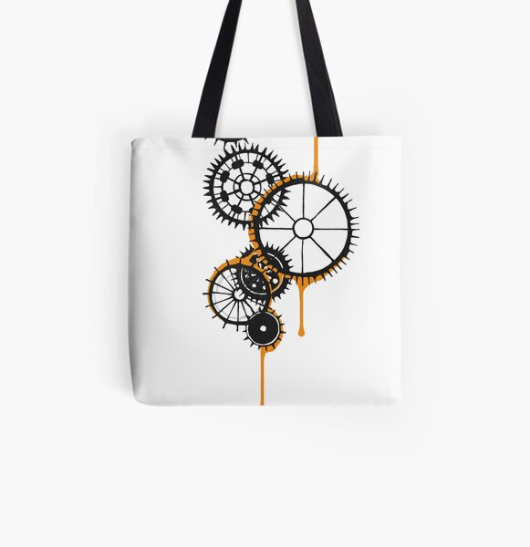 Clockwork Orange  All Over Print Tote Bag