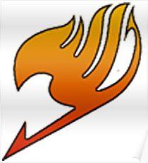 Fairy Tail Guild Emblem Poster