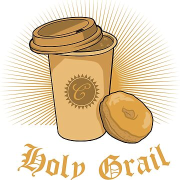 Holy Grail, holy coffee by KokoBlacsquare