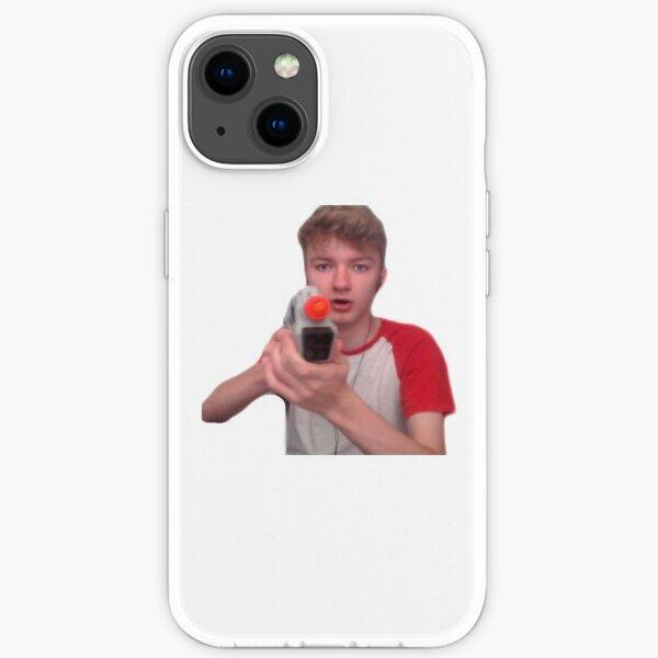 vloggun tommy iPhone Soft Case
