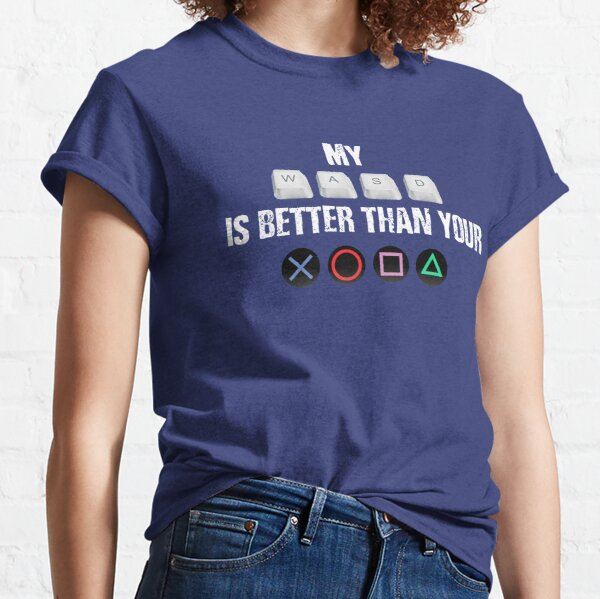 My PC is better than you PlayStation Classic T-Shirt