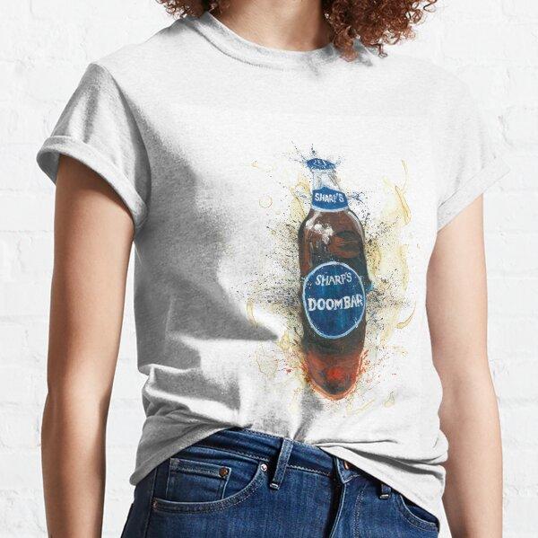 Doom Bar Beer Lager Bottle Classic T-Shirt