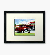 1954 Chevrolet Truck Framed Print