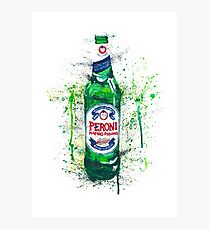 Peroni Photographic Print