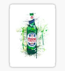 Peroni Sticker