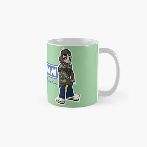 LG - Parka Monkees - Cartoon LGv1 w/ Logo (Camo Parka) Classic Mug