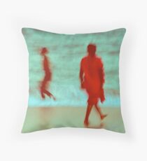 Where Souls Meet Throw Pillow