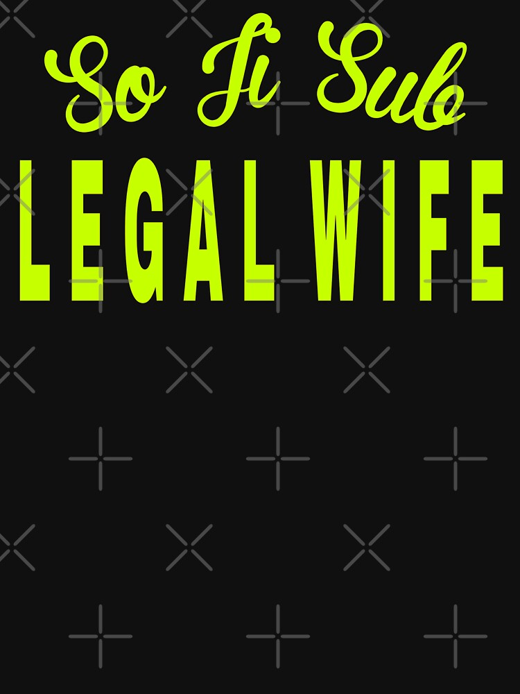 so ji sub, legal wife by doctors-apparel