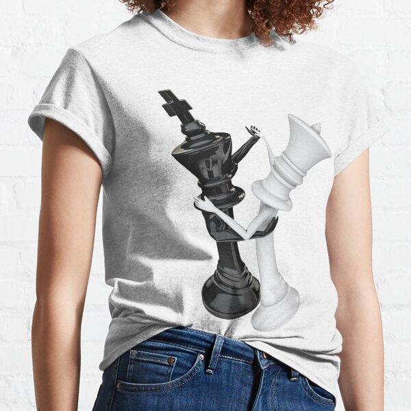 Chess dancers Classic T-Shirt