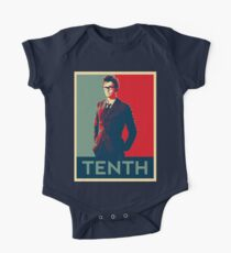 Tenth doctor - Fairey's style One Piece - Short Sleeve