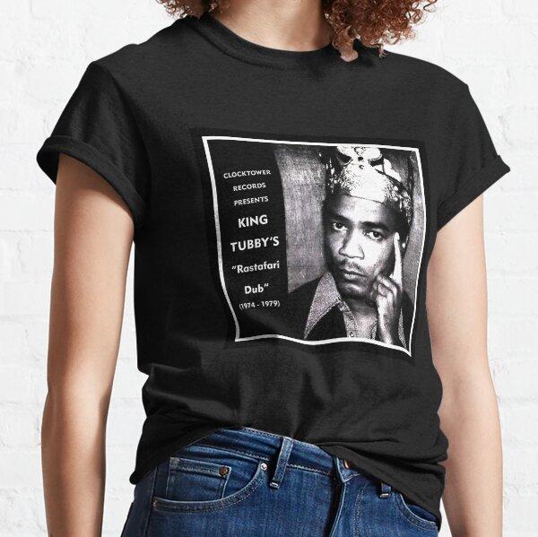 Rastafari Tubby Dub Classic T-Shirt
