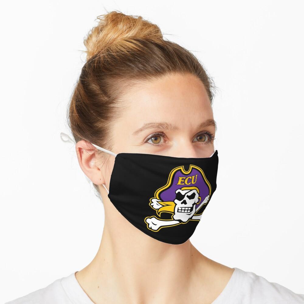 East Carolina Pirates Mask