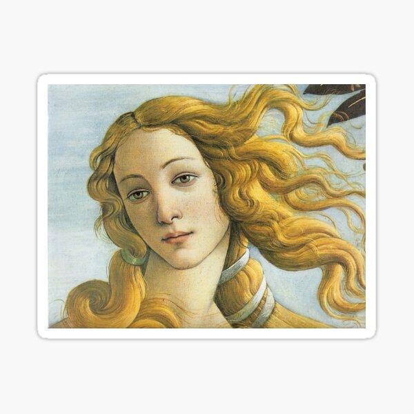 Botticelli Birth Of Venus  Sticker