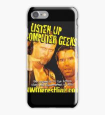 Geeks iPhone Case/Skin