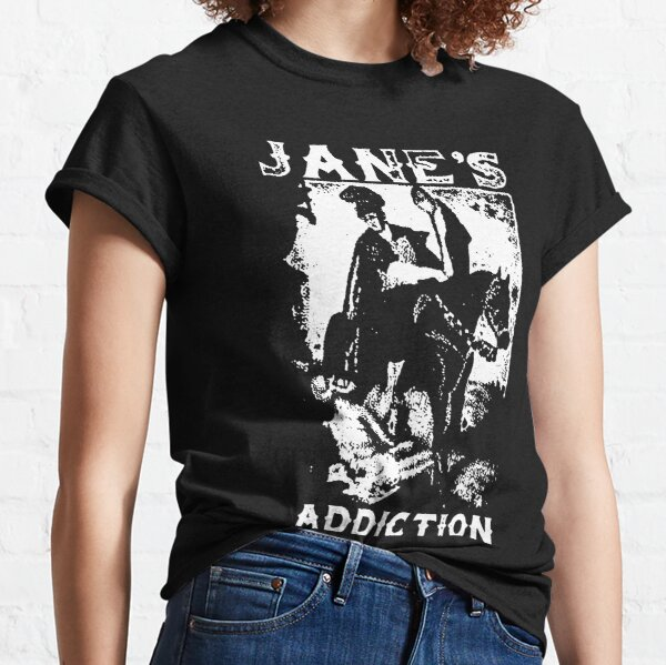 Janes-Addiction-Live-Tour Classic T-Shirt