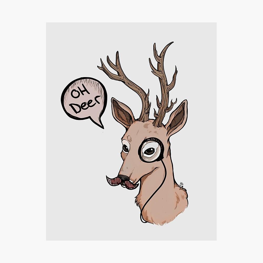 Oh deer hunting