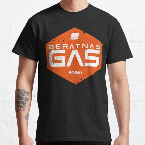 Beratnas Gas Berat gaess Classic T-Shirt