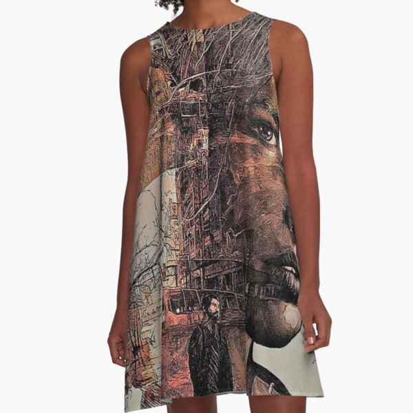 The last of us  A-Line Dress