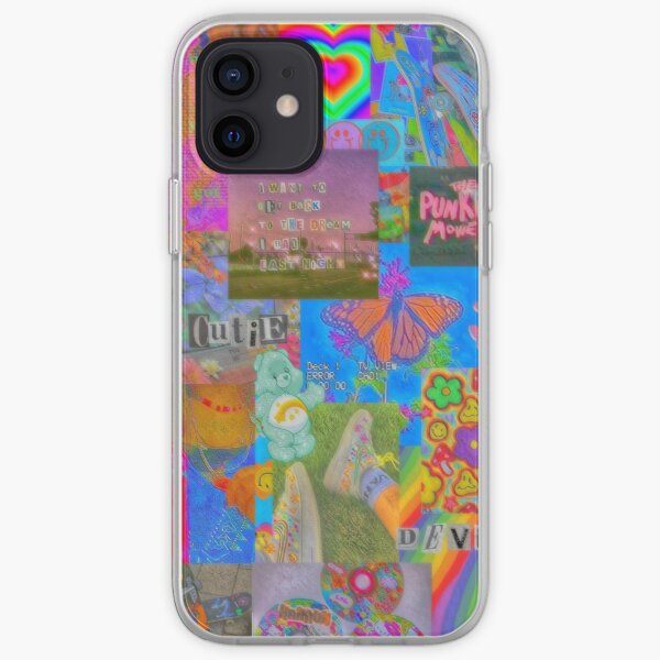 Aesthetic indie phone case iPhone Soft Case