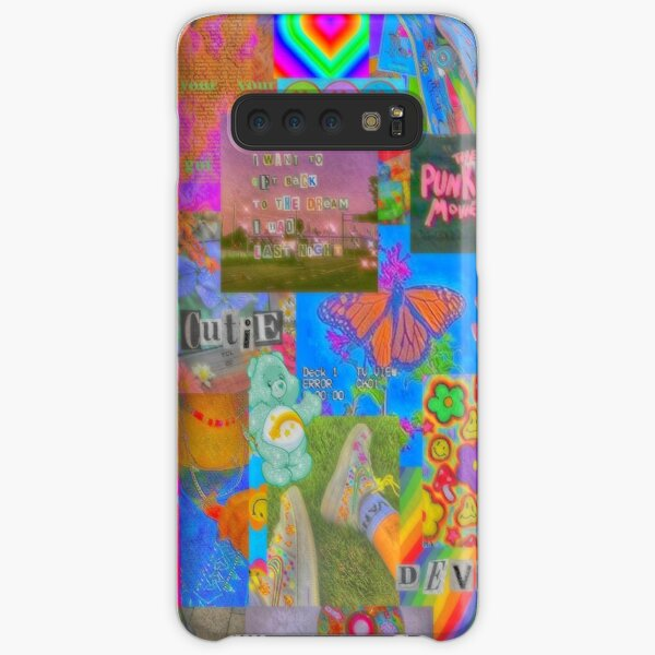 Aesthetic indie phone case Samsung Galaxy Snap Case