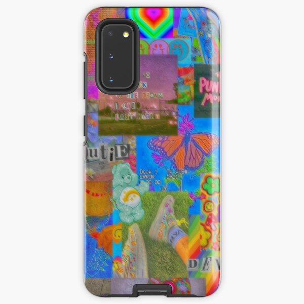 Aesthetic indie phone case Samsung Galaxy Tough Case