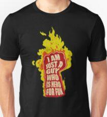 Hero for fun Unisex T-Shirt