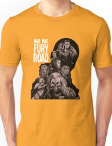 Mad Max Fury Road with Logo T-Shirt