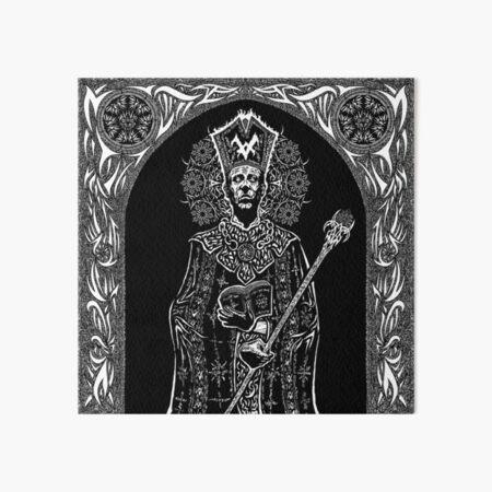 Saint Murder Art Board Print