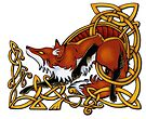 Celtic Fox by Rose Gerard