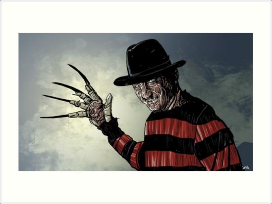 Freddy Krueger by jomiha