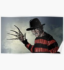 Póster Freddy Krueger