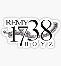 1738 Remy Boyz Sticker