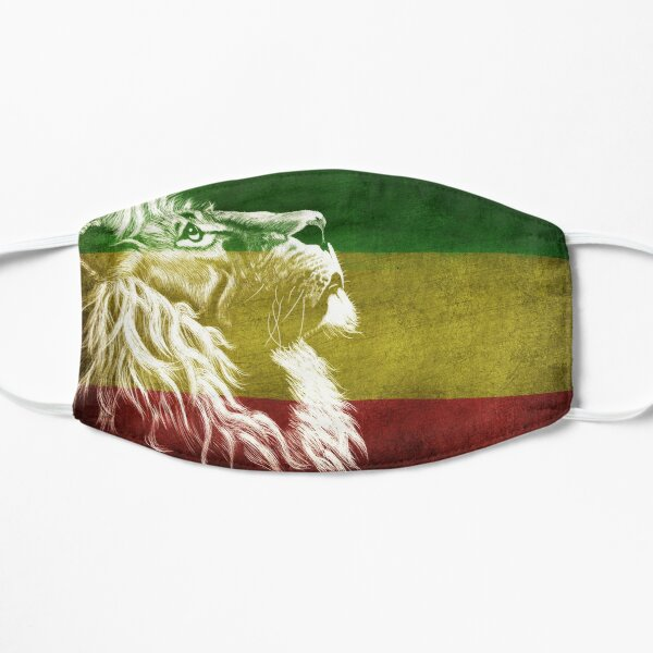 King Of Judah / Rastafarian Rasta Lion Mask