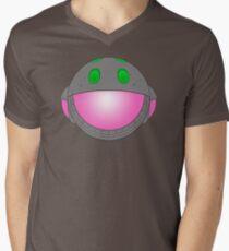 Heavy Metal Spaceship / Starship black outline, colour fill T-Shirt